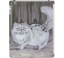Graveyard Cat iPad Case/Skin