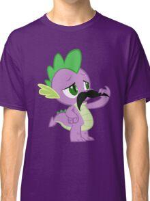 Mustache Spike Classic T-Shirt