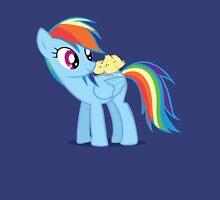 "Rainbow Dash - ""Chicks"" Textless ver. T-Shirt"