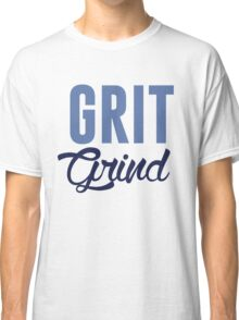 GRIT AND GRIND GRIZZLIES Classic T-Shirt