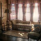 Sitting Area in Edison's Master Bedroom, Glenmont by Jane Neill-Hancock