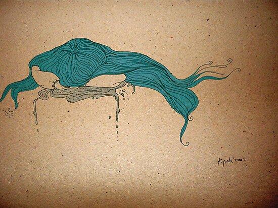 Sadness by kipishiux