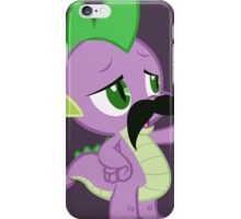 Mustache Spike iPhone Case/Skin