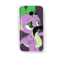 Mustache Spike Samsung Galaxy Case/Skin