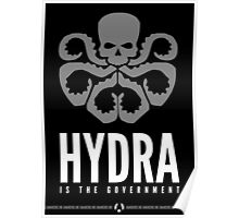 Hydra Is The Government Poster