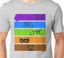 The Scooby Gang Unisex T-Shirt