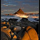 Rockin Pyramid Rock by Robert Mullner