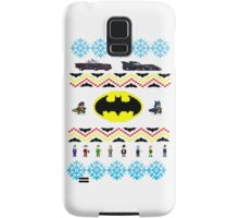 Ugly Batman Christmas Sweater Samsung Galaxy Case/Skin