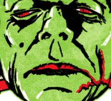 Mani-Yaks Frankenstein Sticker