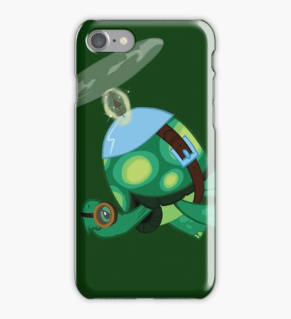 Tank: The Tortoise (Helicopter) iPhone Case/Skin