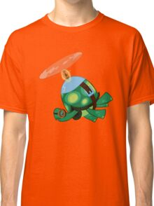 Tank: The Tortoise (Helicopter) Classic T-Shirt