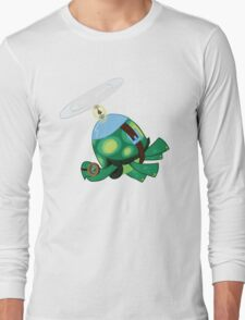 Tank: The Tortoise (Helicopter) Long Sleeve T-Shirt