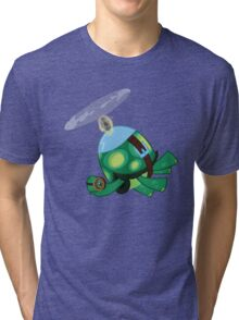 Tank: The Tortoise (Helicopter) Tri-blend T-Shirt