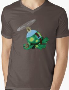 Tank: The Tortoise (Helicopter) Mens V-Neck T-Shirt