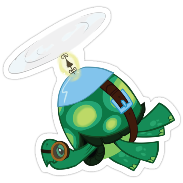 Tank: The Tortoise (Helicopter) by vigorousjammer