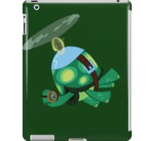 Tank: The Tortoise (Helicopter) iPad Case/Skin