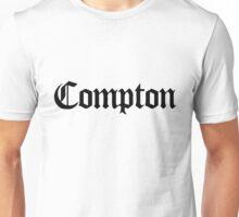 Compton Black Unisex T-Shirt