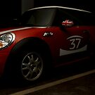 Mini Cooper S - GB 37 by Stefan Trenker