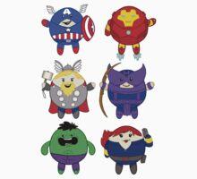 Chubbies Avengers! Kids Clothes