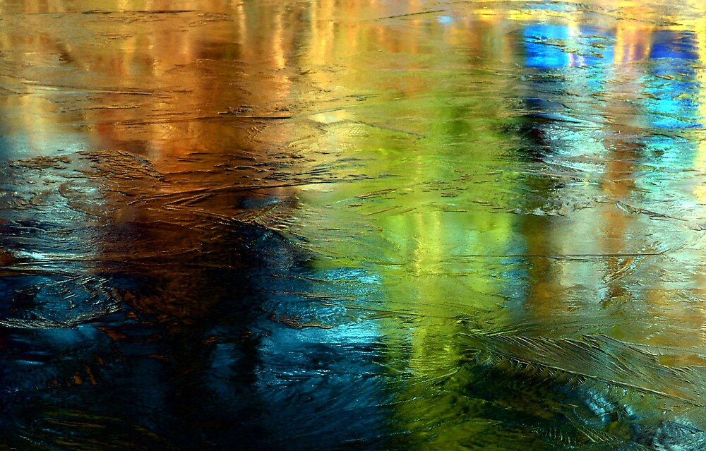 MONET ON ICE by clou2