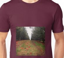 Apples in an Orchard Unisex T-Shirt