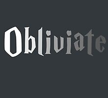 Obliviate by Blackberry11