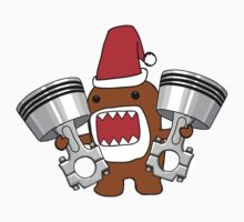 Domo Clause read my Christmas List by TswizzleEG
