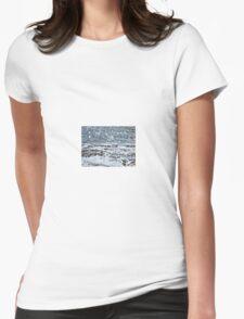 Splash! Womens Fitted T-Shirt