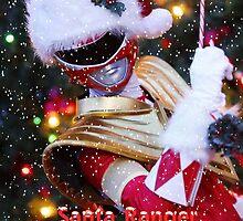 Santa Ranger Is Coming To Town by Joe Bolingbroke