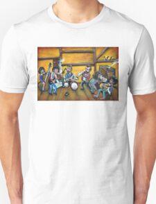 When I Paint My Masterpiece Unisex T-Shirt