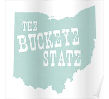Ohio State Motto Slogan Poster