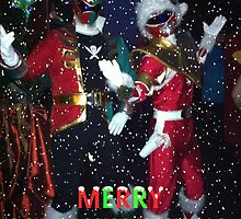 Merry Morphinominal Christmas by Joe Bolingbroke