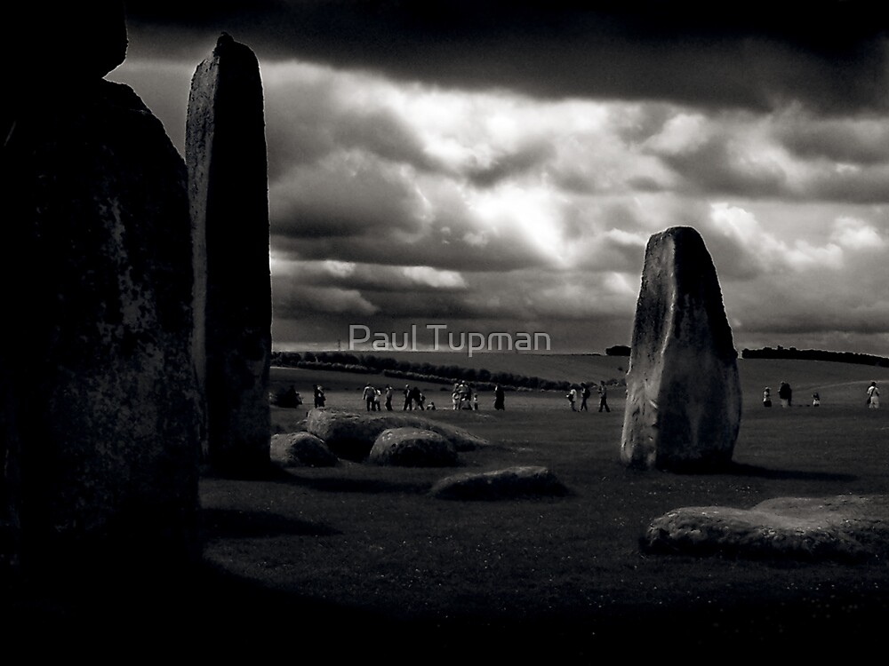 They Come and Go by Paul Tupman