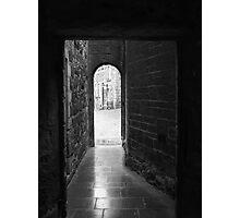 Passages... Photographic Print