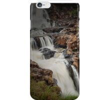 Iguazu Falls - a different view iPhone Case/Skin