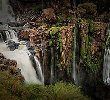 Iguazu Falls - a different view by photograham