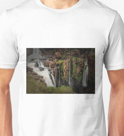 Iguazu Falls - a different view Unisex T-Shirt