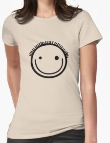 Smile (Women's) Womens Fitted T-Shirt