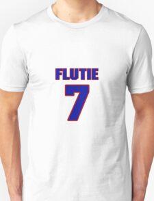 National football player Doug Flutie jersey 7 T-Shirt