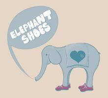 Elephant Shoes by Danielle Kerese