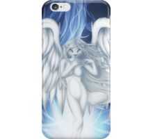 Rise of an angel iPhone Case/Skin