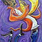 Jazzman by Jason Gluskin