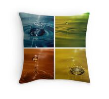 4 for the price of 1 Throw Pillow