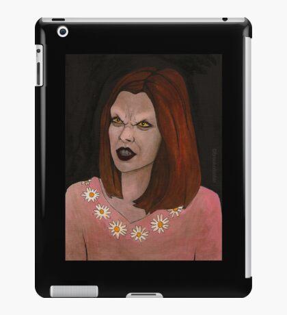 Doppelgangland - Vampire Willow - BtVS iPad Case/Skin