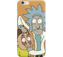 Look, Morty! iPhone Case/Skin