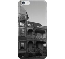 Show Low Arizona Historic House iPhone Case/Skin