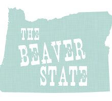 Oregon State Motto Slogan by surgedesigns