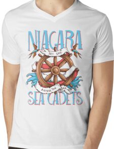 Set Sail Across The Sea Mens V-Neck T-Shirt