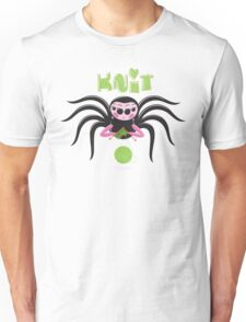 Knit Unisex T-Shirt