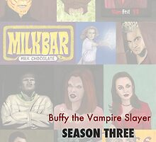 BtVS - Season Three by Brooke Donlan